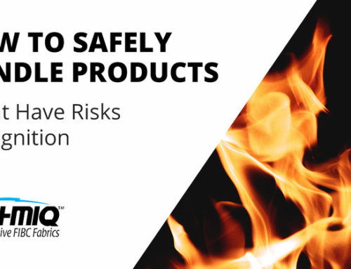 How to Safely Handle Products with Ignition Risks