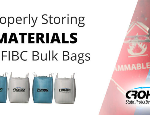 Properly Storing Materials in FIBC Bulk Bags